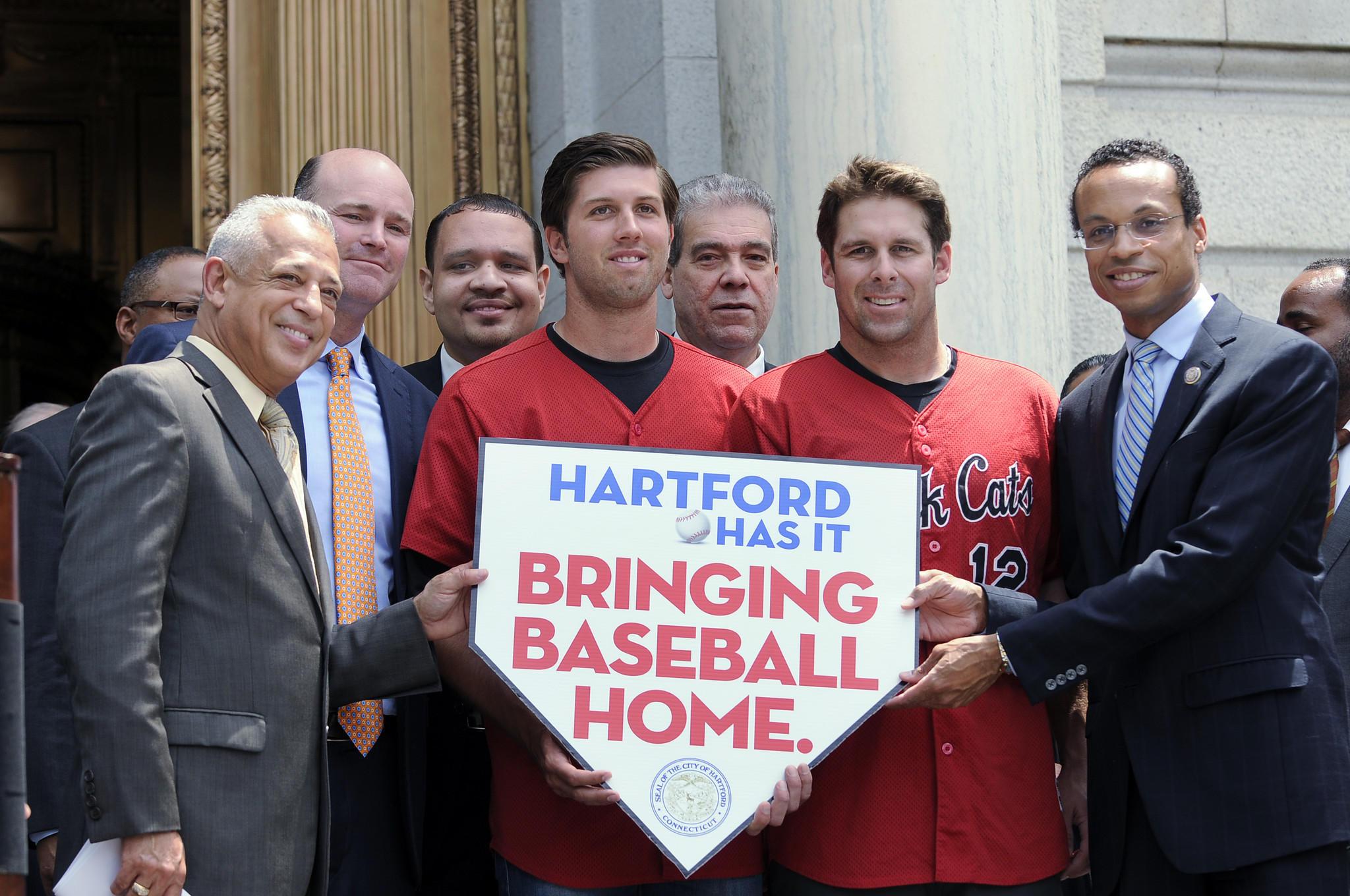 Wooden Begins Key Baseball Stadium Booster Organizing For Treasurer